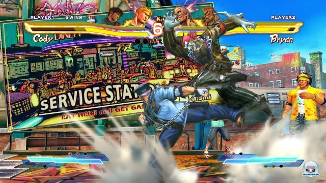 Screenshot - Street Fighter X Tekken (PS_Vita)