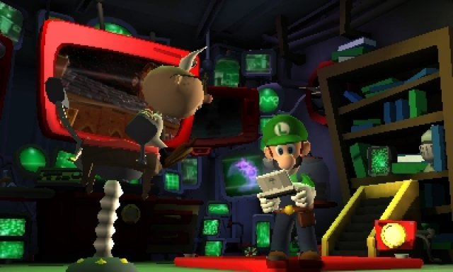 Screenshot - Luigi's Mansion: Dark Moon (3DS) 2365212