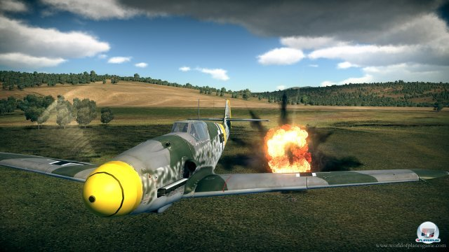 Screenshot - World of Planes (PC) 2256462