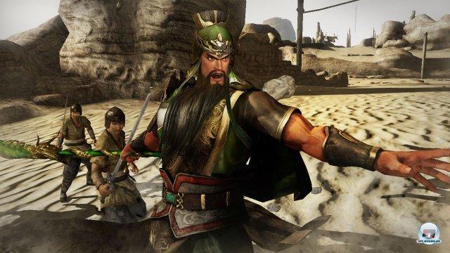Screenshot - Dynasty Warriors 8 (PlayStation3) 92433842