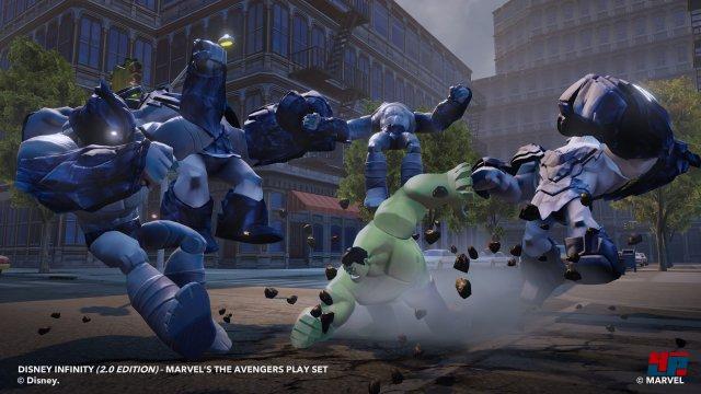 Screenshot - Disney Infinity 2.0: Marvel Super Heroes (PlayStation4) 92490771