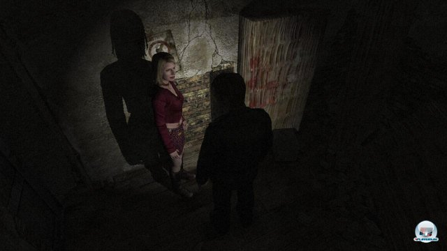 Screenshot - Silent Hill: HD Collection (PlayStation3) 2304162