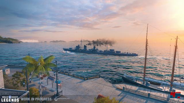 Screenshot - World of Warships (PS4) 92572415
