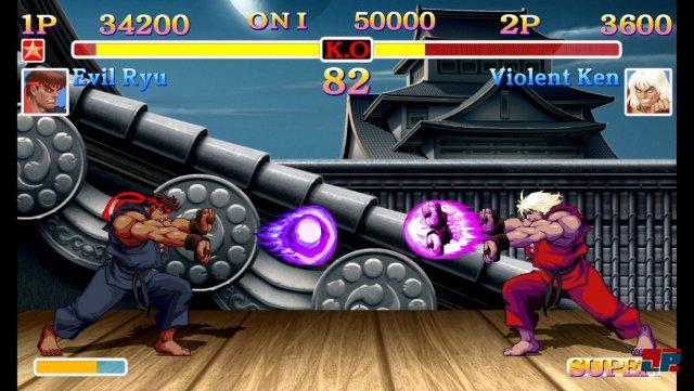 Screenshot - Ultra Street Fighter 2: The Final Challengers (Switch)