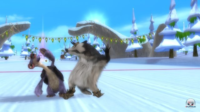 Screenshot - Ice Age: Voll verschoben - Die arktischen Spiele (360)
