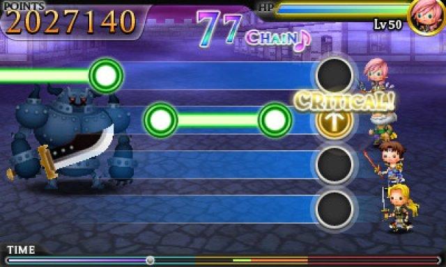 Screenshot - Theatrhythm: Final Fantasy (3DS) 2366152