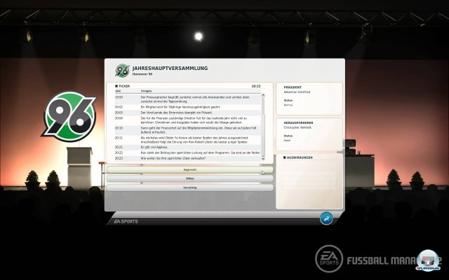 Screenshot - Fussball Manager 12 (PC)