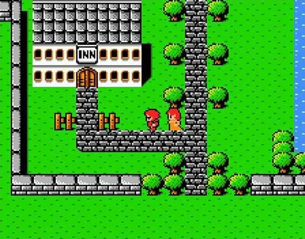 Final Fantasy (NES 1987)<br><br>1987 erschien dann das erste Final Fantasy. Hironobo Sakaguchi schuf damit für Squaresoft nicht nur eine der bis heute populärsten Rollenspiel-Serien, sondern auch die viertmeistverkaufte Spiele-Franchise überhaupt - nur von Mario, Pokémon und den Sims wurden mehr Spiele abgesetzt. Im ersten Final Fantasy konntet ihr zu Beginn des Spiels vier Charaktere aus sechs Klassen wählen, mit denen ihr das Abenteuer bestreiten wolltet. Die Kämpfe verliefen in einem separaten Bildschirm noch strikt rundenbasiert. Das berühmte Active Time Battle-System (ATB) wurde erst 1991 mit dem vierten Teil eingeführt. Mit Final Fantasy VII wechselte die Serie dann in die dritte Dimension und erschien erstmals auch in Europa. 1720269