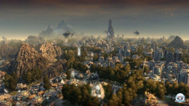 Mit dem Add-On können die Städte noch größer werden, denn die Energieversorung kann clever umgeleitet werden.