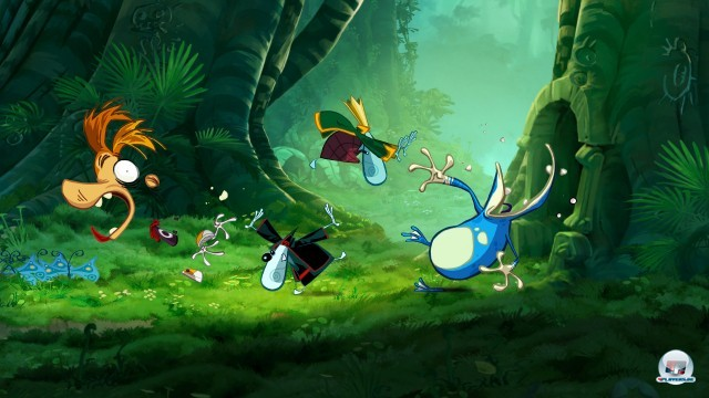 Screenshot - Rayman Origins (360) 2228173