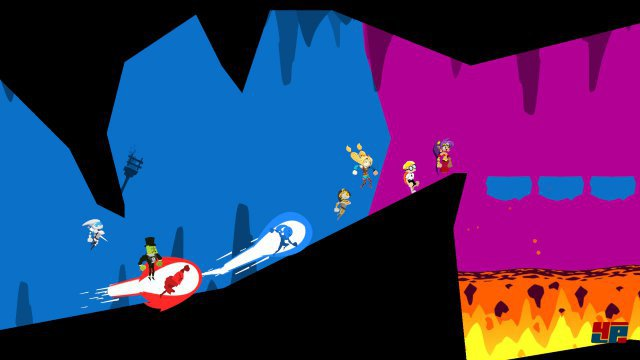 Screenshot - Runbow (Switch)
