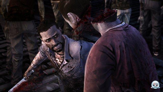 Screenshot - The Walking Dead: Episode 5 (360)