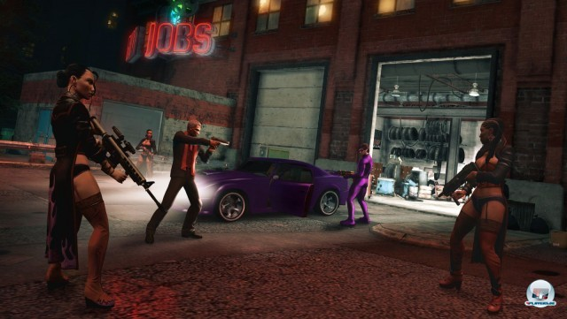 Screenshot - Saints Row: The Third (360)
