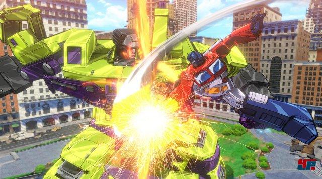 Derzeit scheint niemand in der Lage zu sein, Action so stylisch zu inszenieren wie Platinum Games.