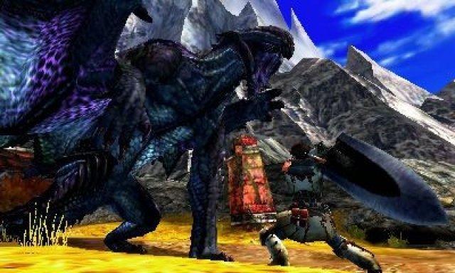 Screenshot - Monster Hunter 4 (3DS) 92420017