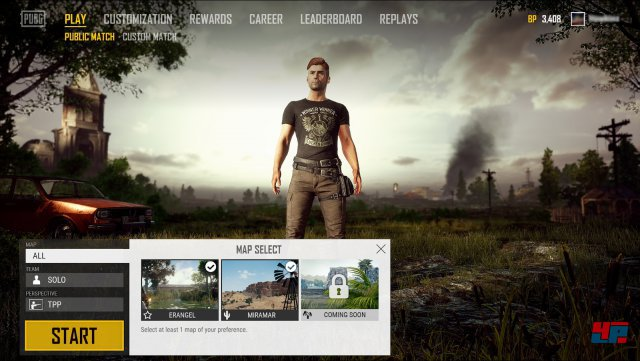 Screenshot - PlayerUnknown's Battlegrounds (PC) 92563900