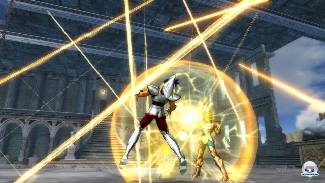 Screenshot - Saint Seiya: Sanctuary Battle (PlayStation3) 2265522