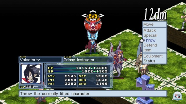 Screenshot - Disgaea 4: A Promise Unforgotten (PlayStation3) 2241319