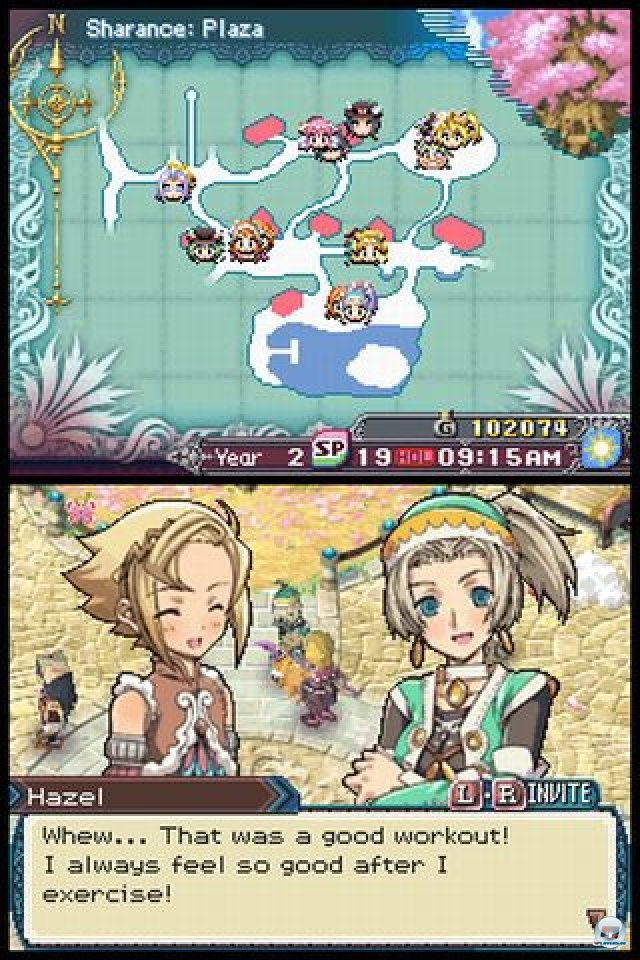 Screenshot - Rune Factory 3: A Fantasy Harvest Moon (NDS) 2273222