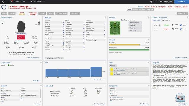 Screenshot - Football Manager 2014 (PC)