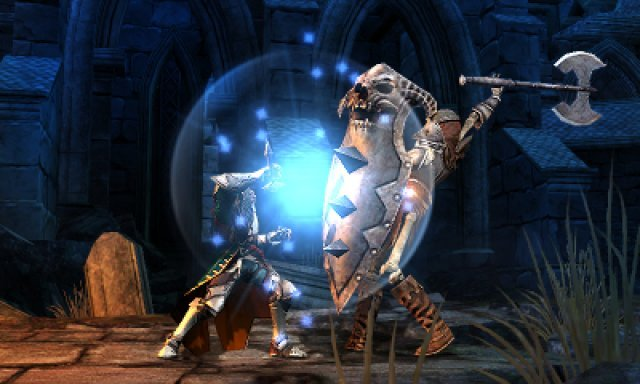 Screenshot - Castlevania: Lords of Shadow - Mirror of Fate (3DS) 92444062