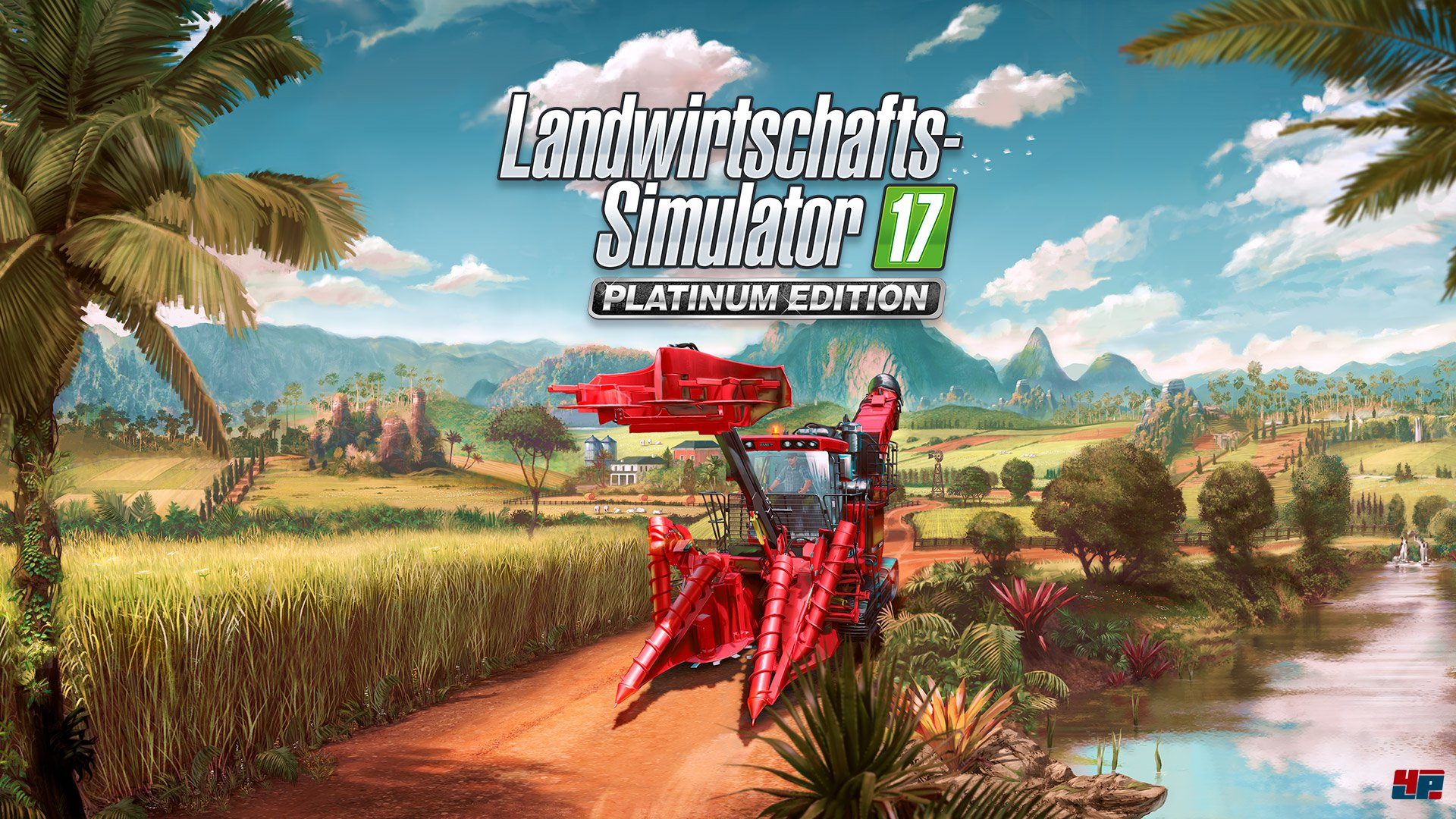 Landwirtschafts-Simulator 17 - Platinum Edition schickt euch im November nach Südamerika