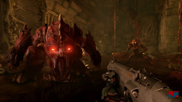 Screenshot - Doom (Switch)