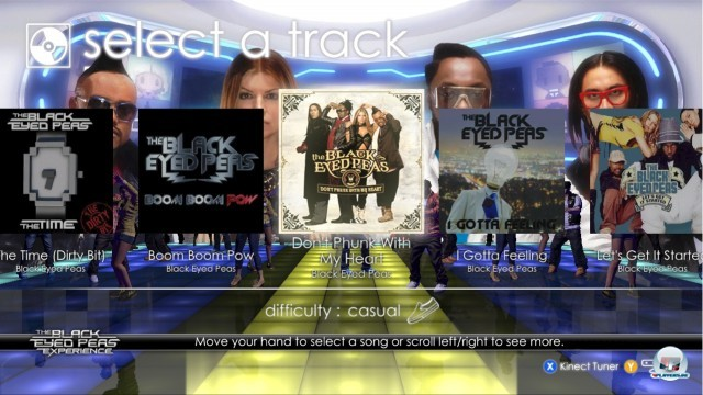 Screenshot - The Black Eyed Peas Experience (360) 2253047