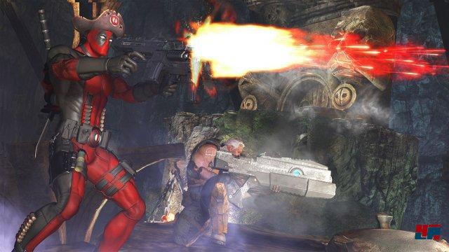 Screenshot - Deadpool (PlayStation4)