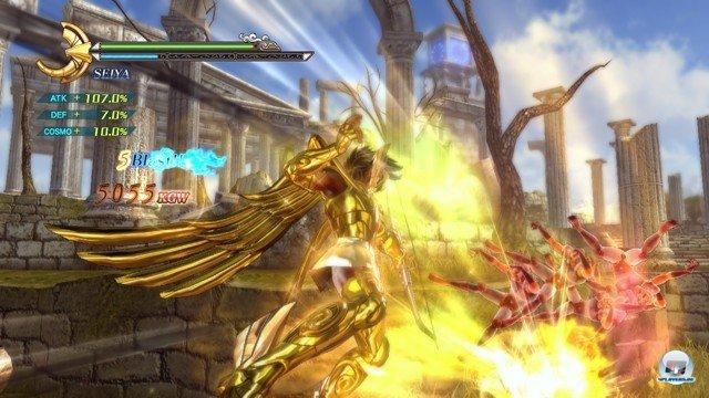 Screenshot - Saint Seiya: Sanctuary Battle (PlayStation3) 2274182