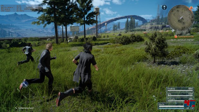 Screenshot - Final Fantasy 15 (PC) 92560939