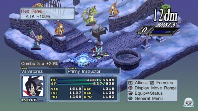 Screenshot - Disgaea 4: A Promise Unforgotten (PlayStation3) 2241393
