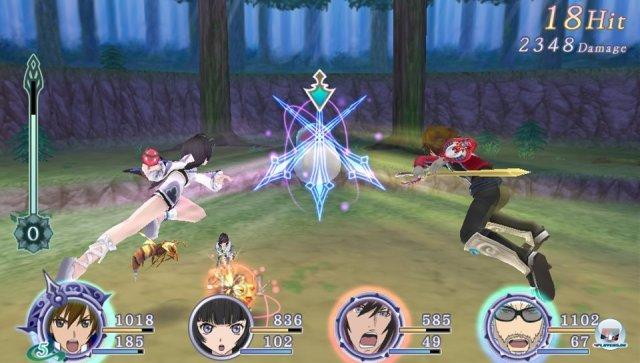 Screenshot - Tales of Hearts (PS_Vita) 92427272
