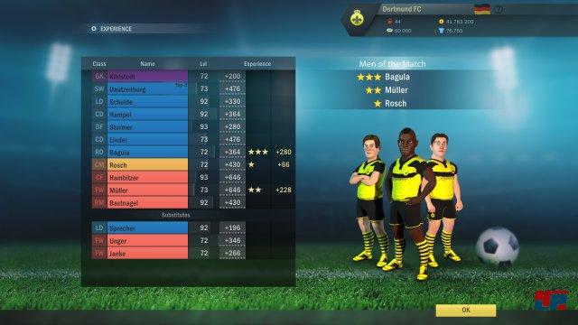 Screenshot - Football, Tactics & Glory (PC)