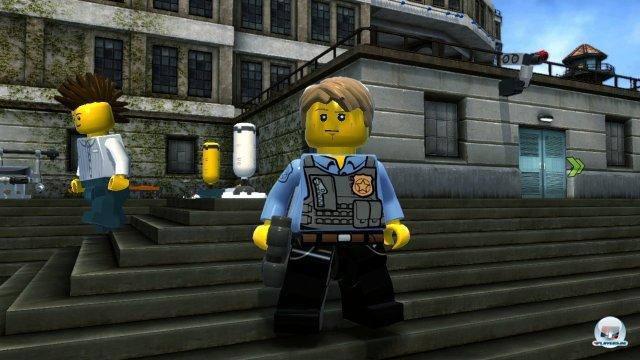 Screenshot - Lego City: Undercover (Wii_U) 92432557