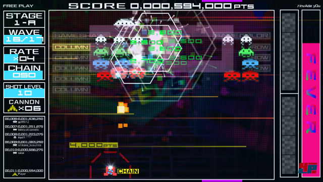 Screenshot - Space Invaders: Extreme (PC)