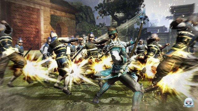 Screenshot - Dynasty Warriors 8 (PlayStation3) 92433767