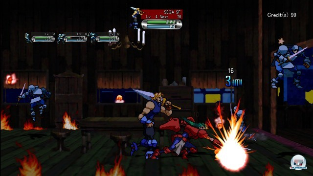 Screenshot - Guardian Heroes (360)
