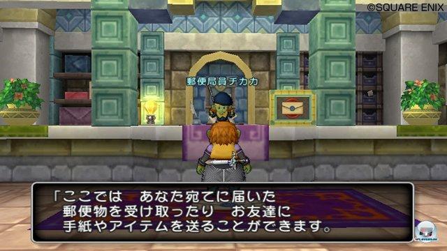 Screenshot - Dragon Quest X Online (Wii) 2273462