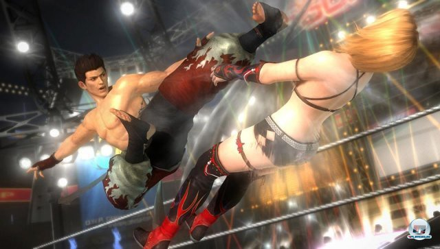 Screenshot - Dead Or Alive 5 Plus (PS_Vita)