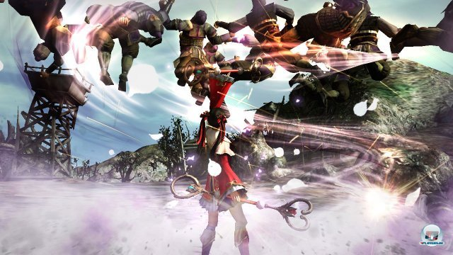 Screenshot - Dynasty Warriors 8 (PlayStation3) 92433792