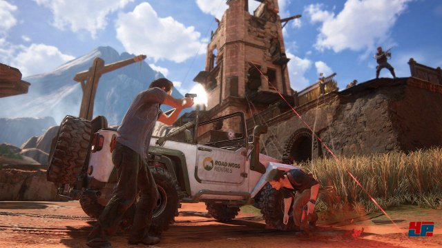 Screenshot - Uncharted 4: A Thief's End (PlayStation4) 92523605