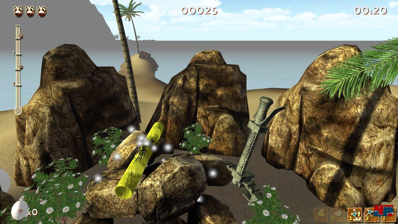 ostrich island escape from paradise strau eninsel kann bald auch von konsolenspielern erkundet. Black Bedroom Furniture Sets. Home Design Ideas