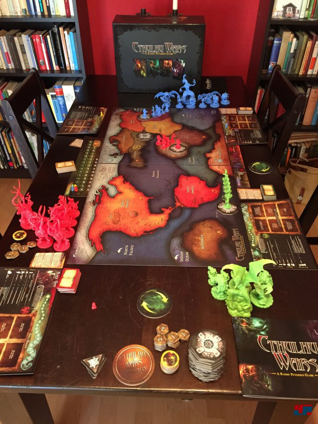 Screenshot - Cthulhu Wars (Spielkultur)