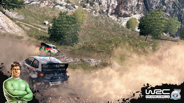Screenshot - FIA World Rally Championship 3 (360)