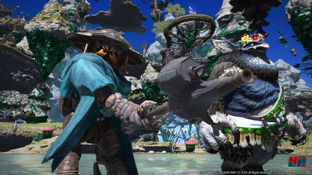 Screenshot - Final Fantasy 14 Online: Heavensward (PC)
