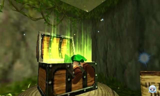 Screenshot - The Legend of Zelda: Ocarina of Time 3D (NDS) 2216998