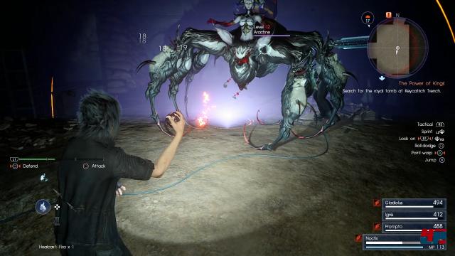 Screenshot - Final Fantasy 15 (PS4) 92531197