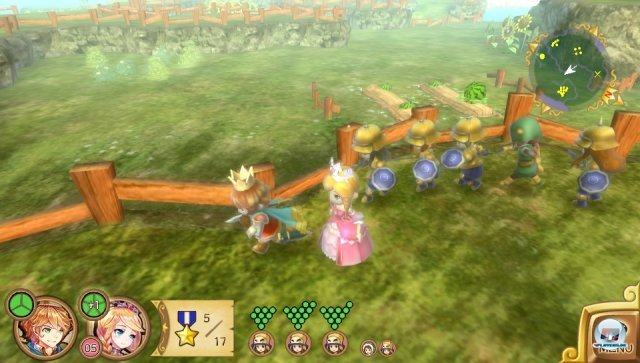 Screenshot - New Little King's Story  (PS_Vita) 2364027