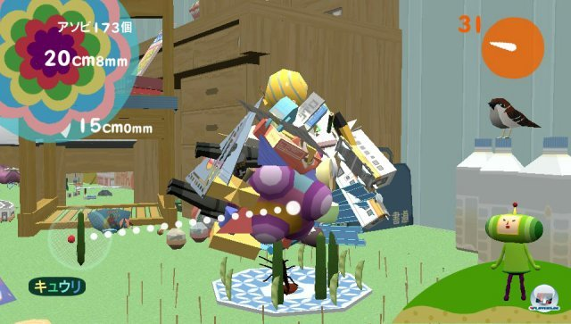 Screenshot - Katamari Damacy (PS_Vita) 2264352
